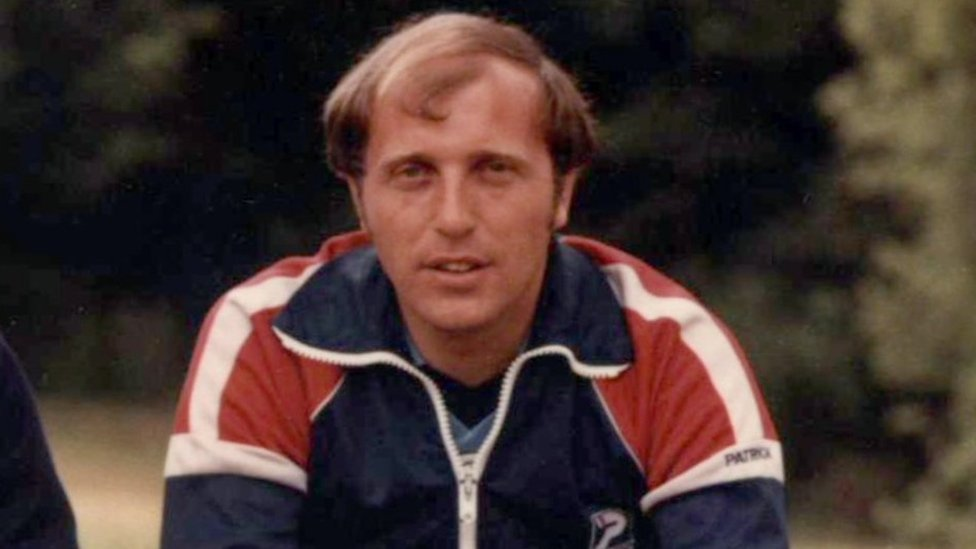 Bob Higgins: The Southampton football coach who abused boys