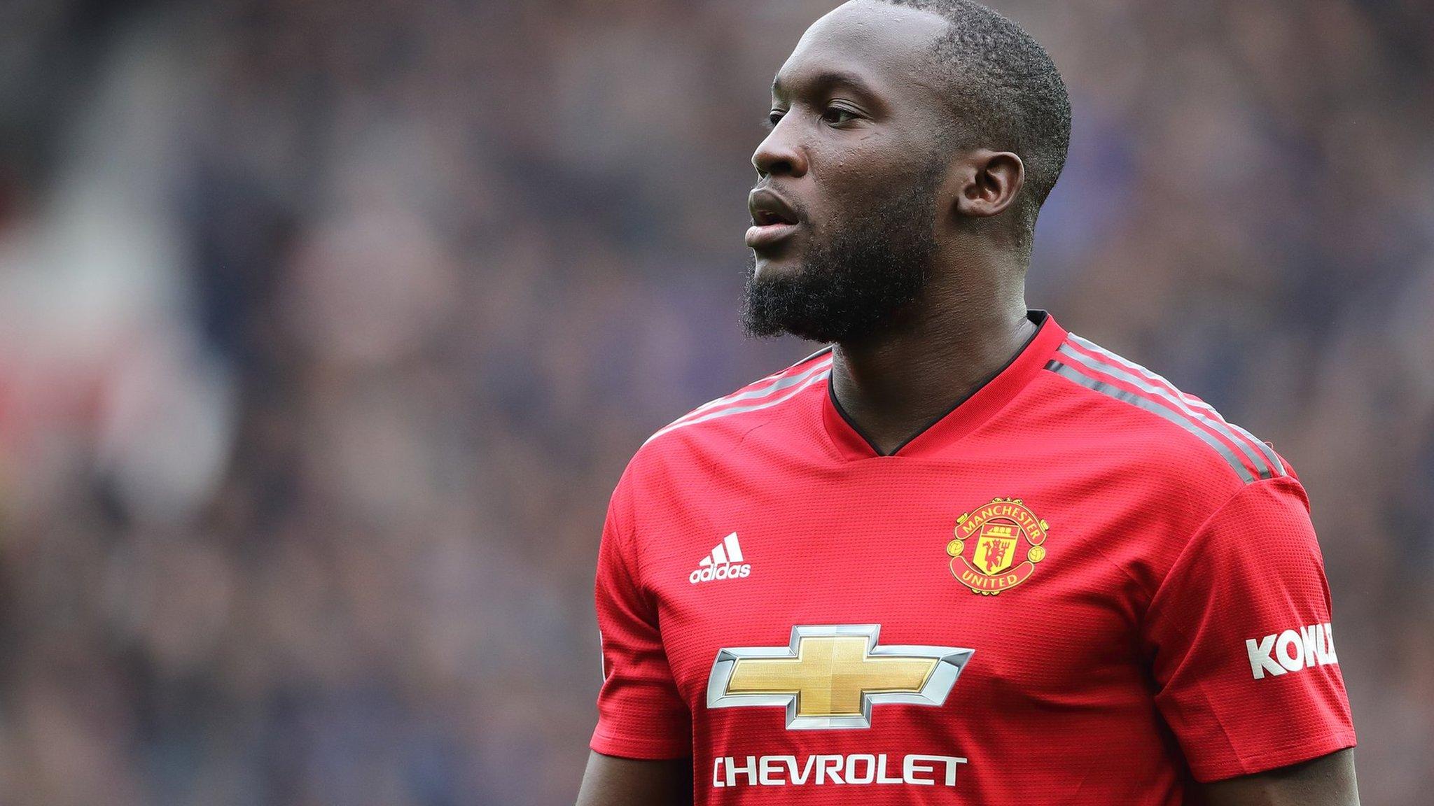Romelu Lukaku 'has to leave' Man Utd - Roberto Martinez