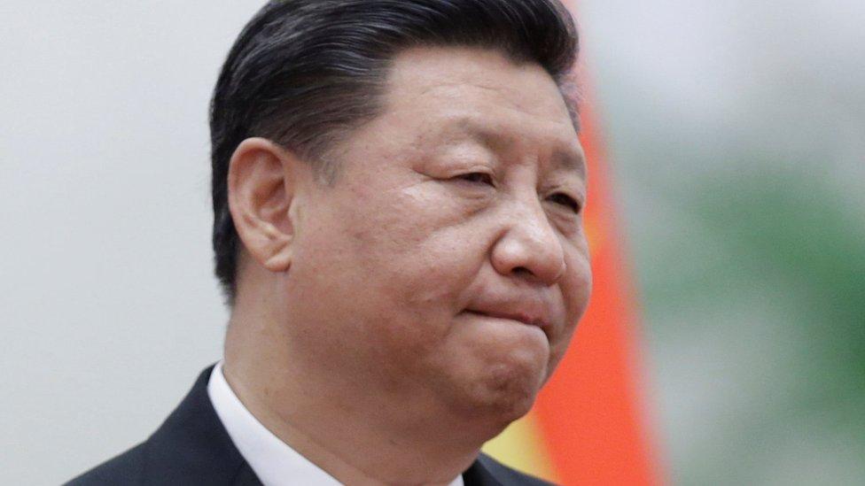 Çin lideri Şi Jinping