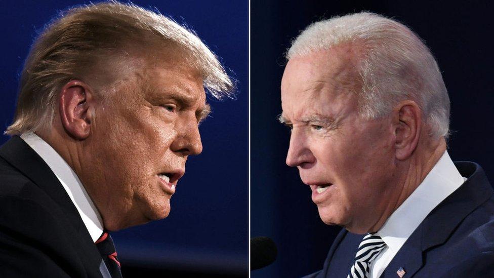 Trump vs. Biden