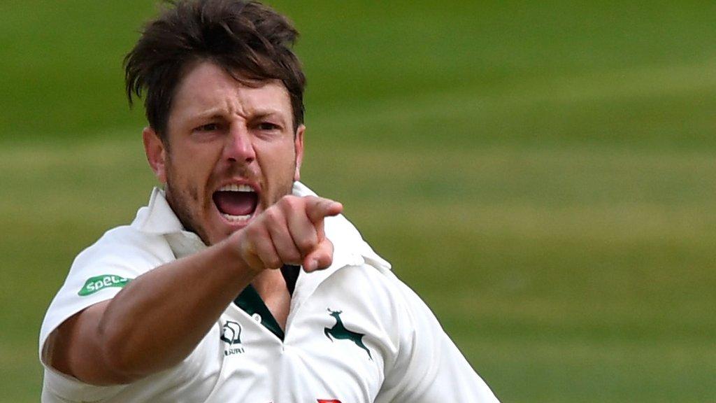 Notts re-sign Australia pace bowler Pattinson
