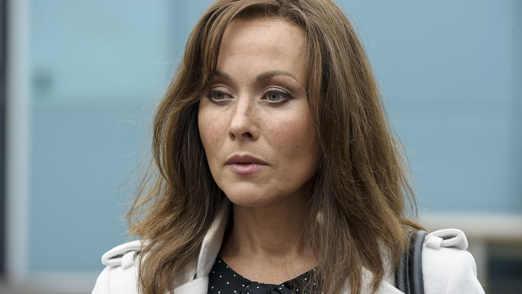 Casualty's Amanda Mealing on finding out she was adopted