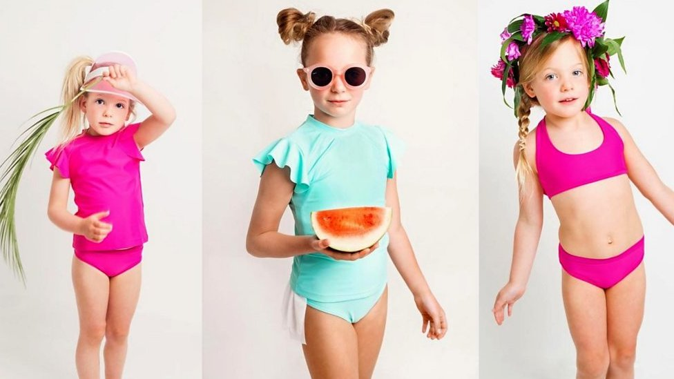 Berkshire family starts waste plastic swimsuit business