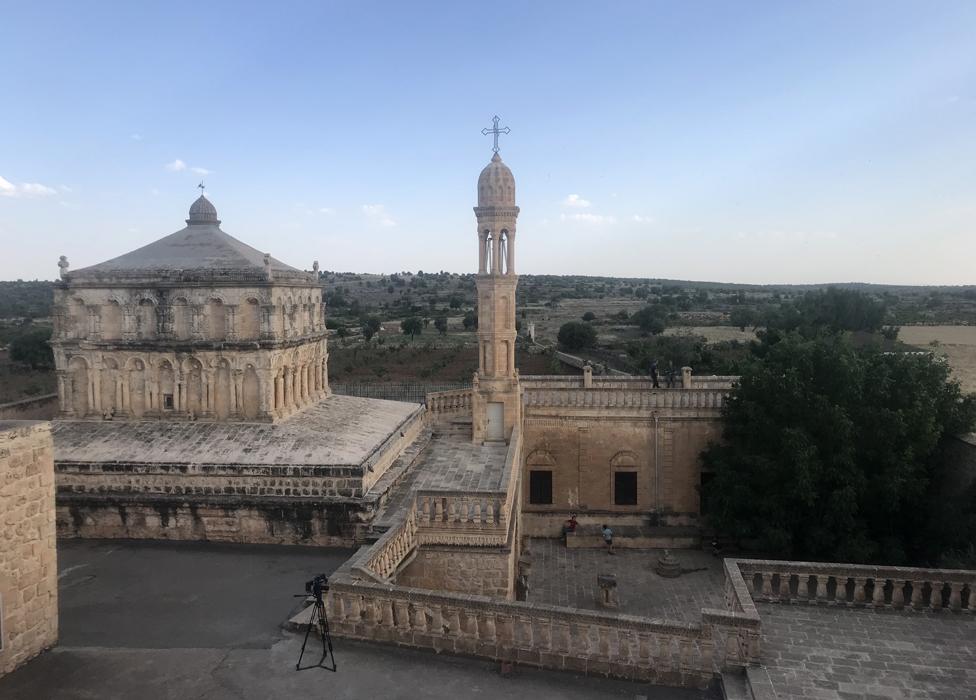 La iglesia de Yoldath Aloho.