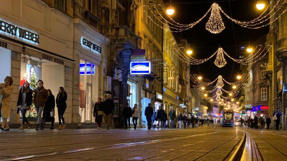 Ovako izgleda Ilica, jedna od najdužih zagrebačkih ulica