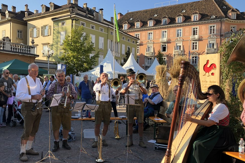 Bolzano folk band