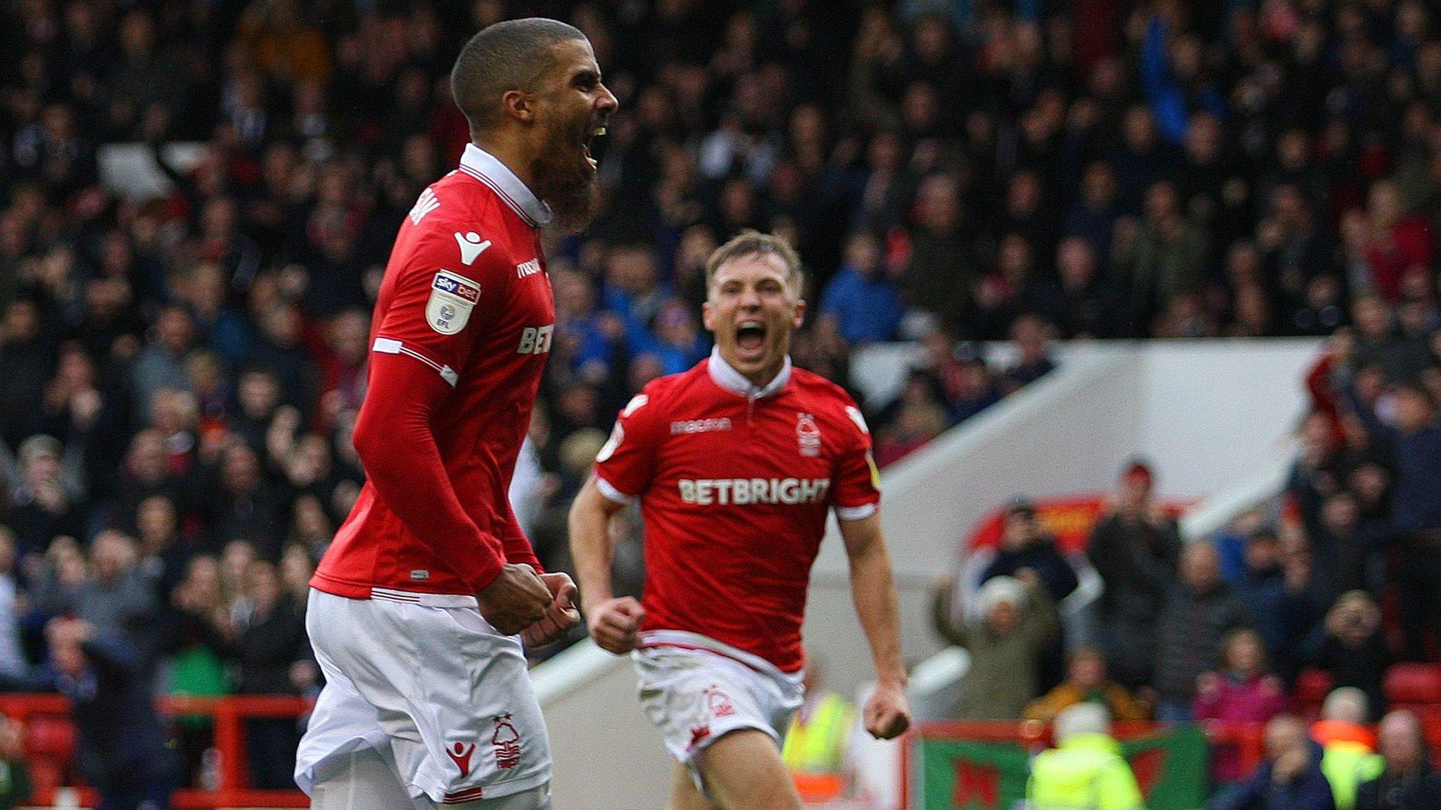 Nottingham Forest 1-0 Rotherham United: Grabban spot-kick ends Rotherham resistance