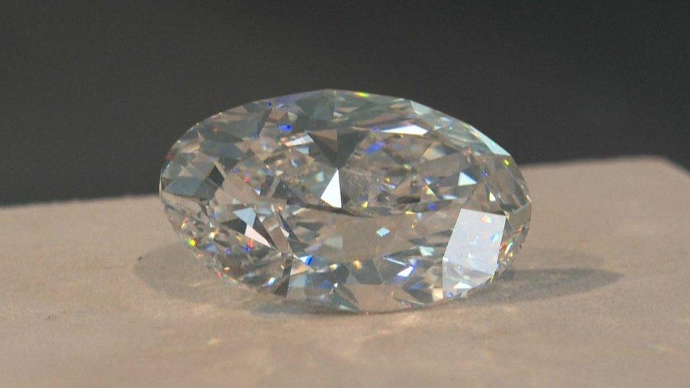 Dijamant od 102 karata