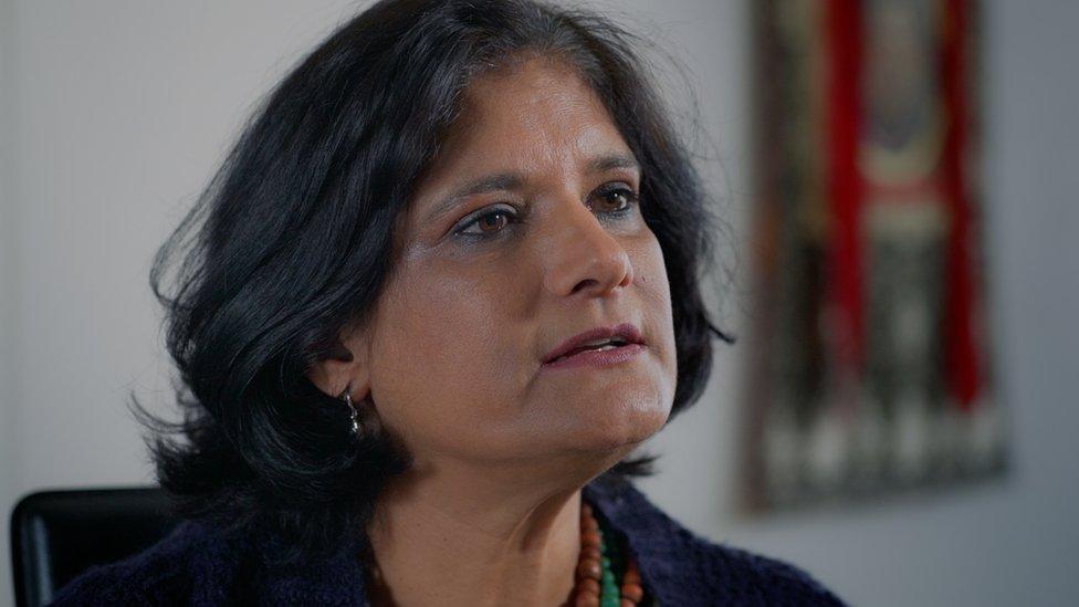 聯合國特別報告員烏爾米拉·博呼拉(Urmila Bhoola)