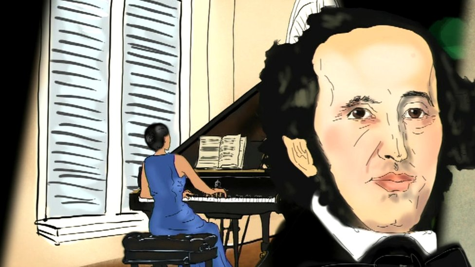 The unsung life of the composer Fanny Mendelssohn