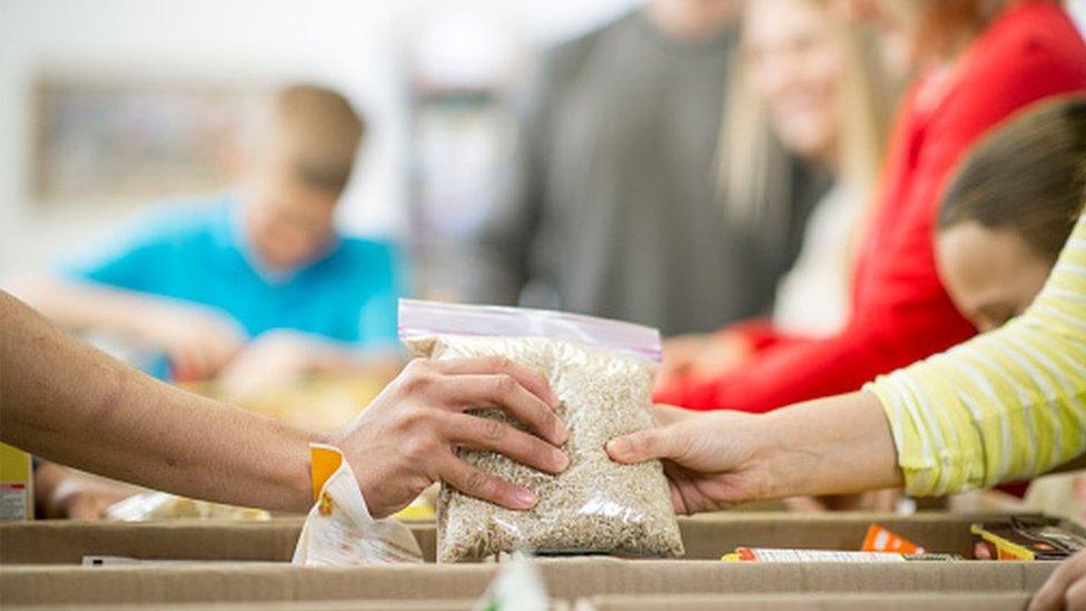 Food banks warn of school holiday hunger