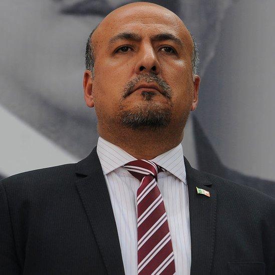 Maximiliano Reyes Zúñiga NO USAR / BBC