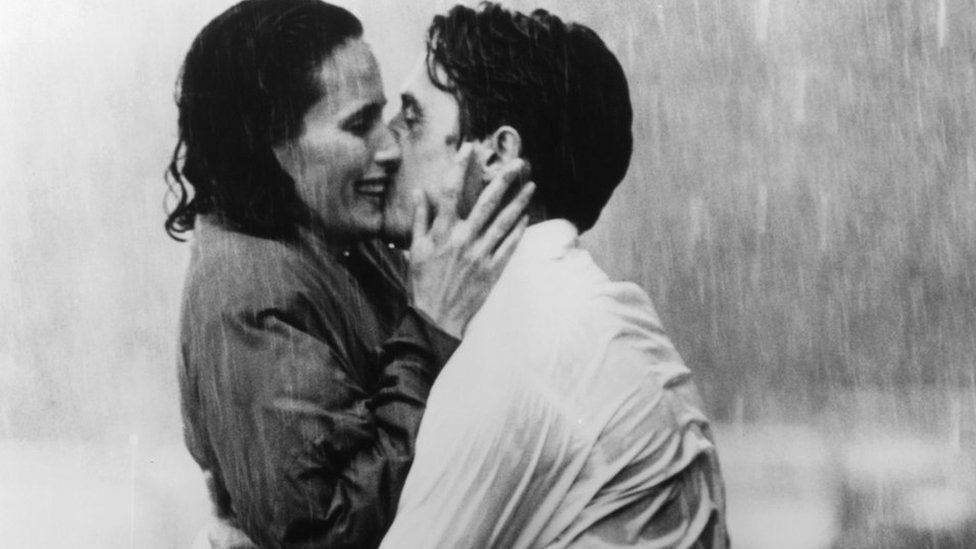 MacDowell and Grant in Four Weddings and a Funeral