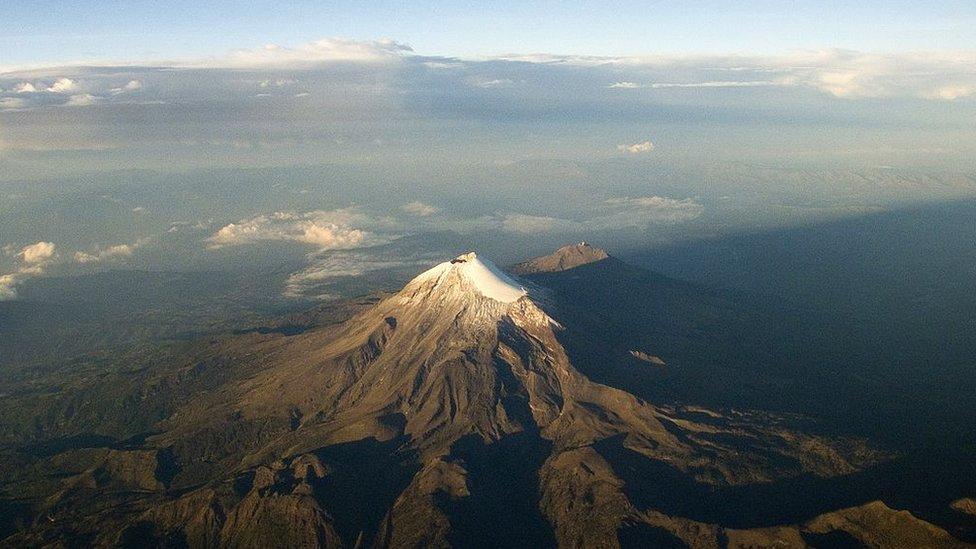El Pico de Orizaba