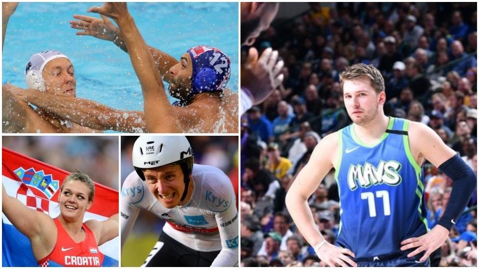Sportisti iz balkanskih zemalja