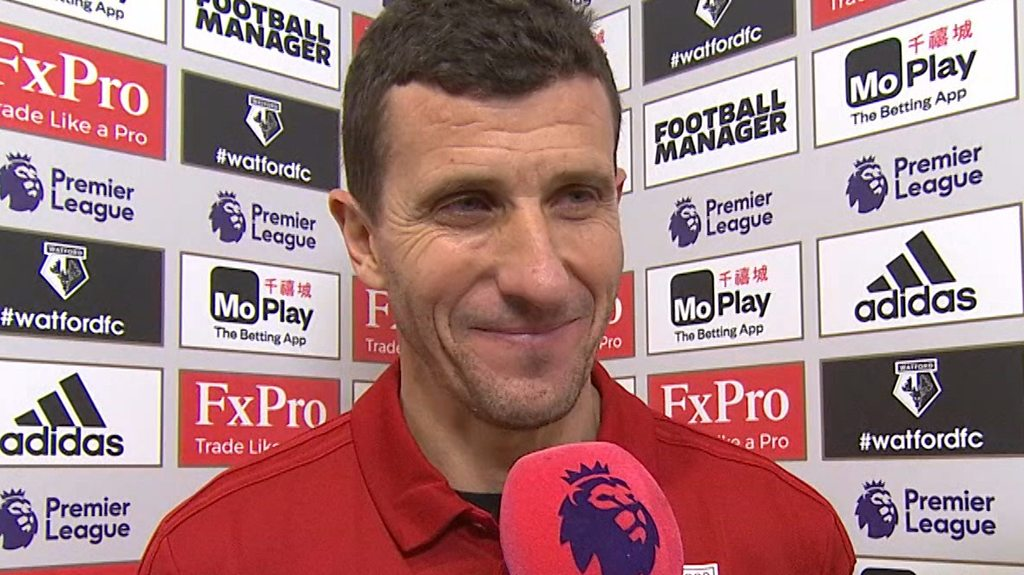 Watford 3-2 Cardiff: Javi Gracia says Hornets were taught 'good lesson'