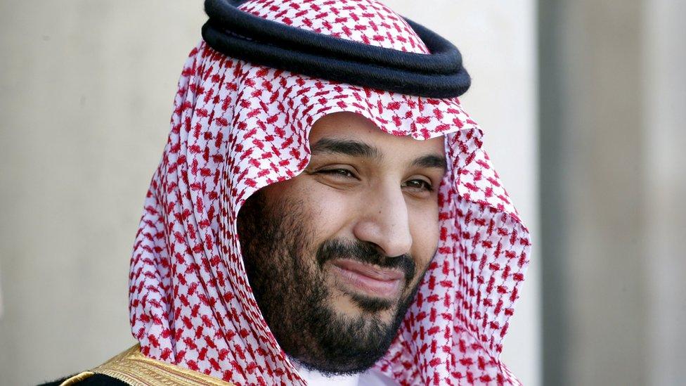 الأمير محمد بن سلمان ولي العهد الجديد