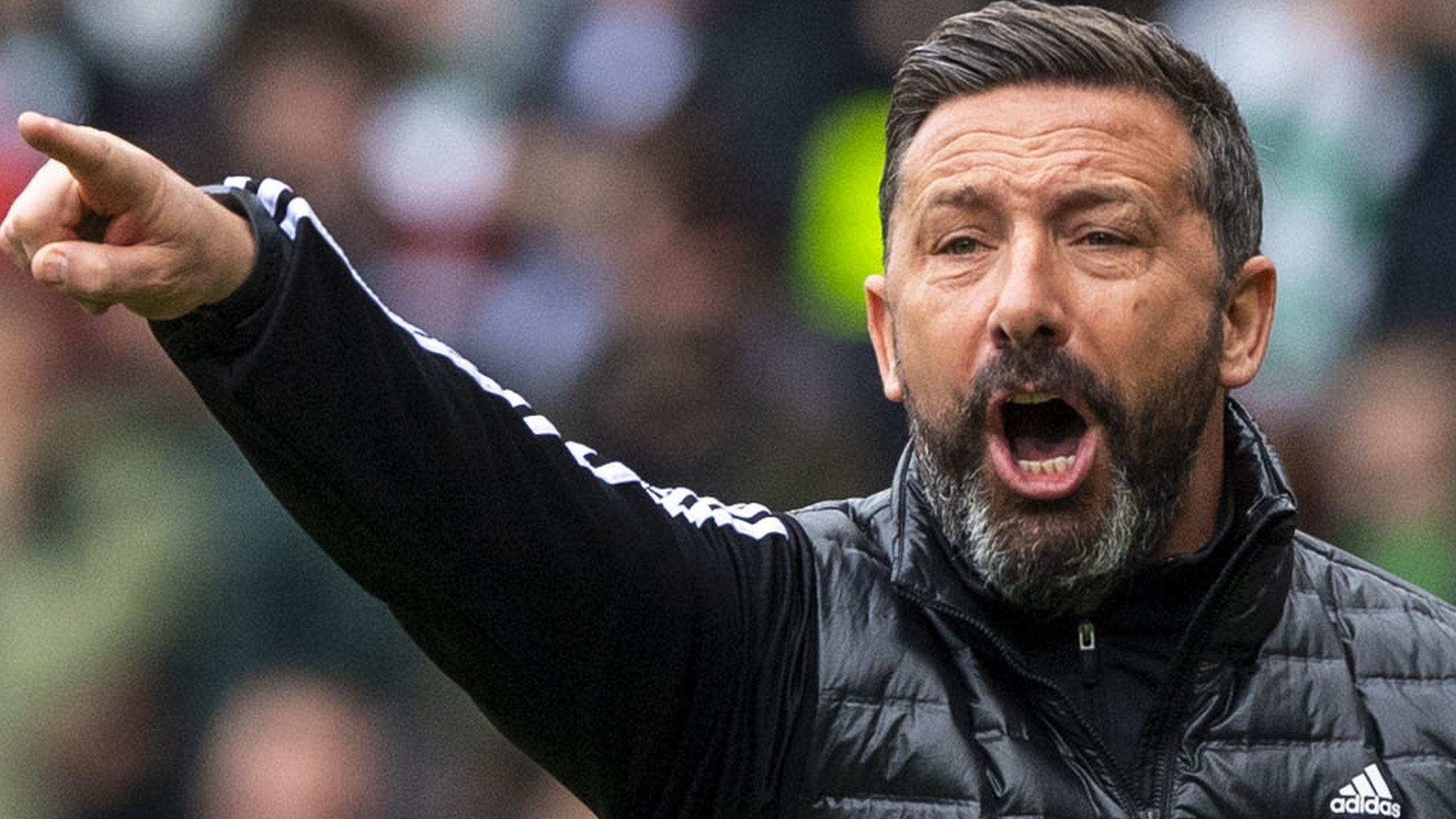 Stopping sectarian abuse at football 'not hopeless cause' - McInnes