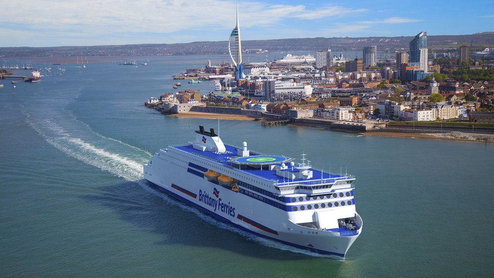New vessels for Brittany Ferries UK-Spain routes