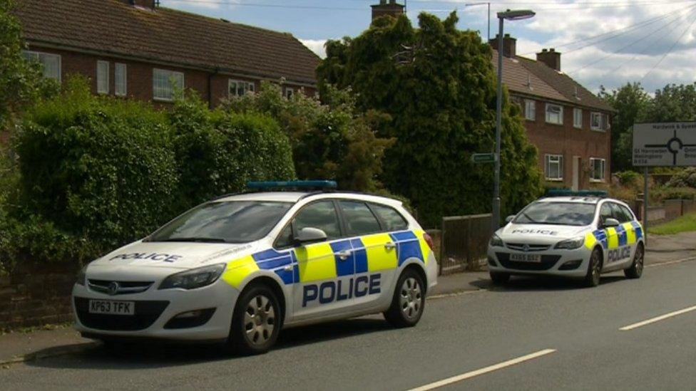 Man dies after being found stabbed in Little Harrowden