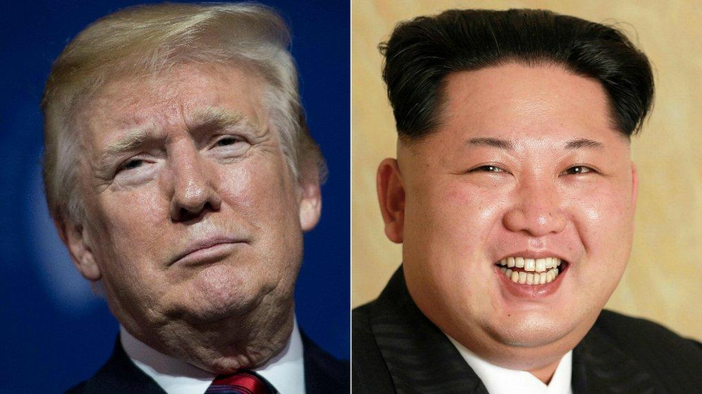 Trump says 'productive' talks held on reinstating N Korea summit