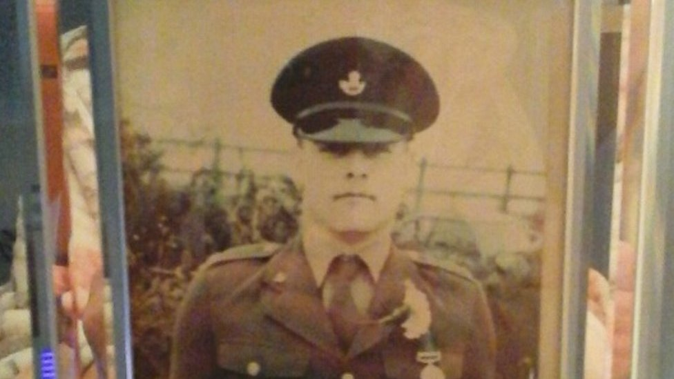 Soldier killed in Ballygawley bomb was set to leave Army