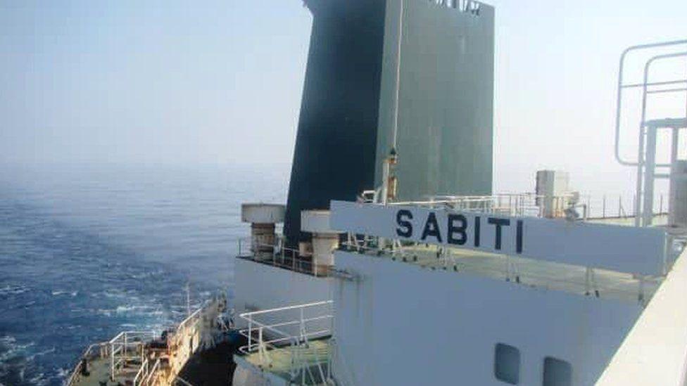 Kapal minyak Iran, Sabiti