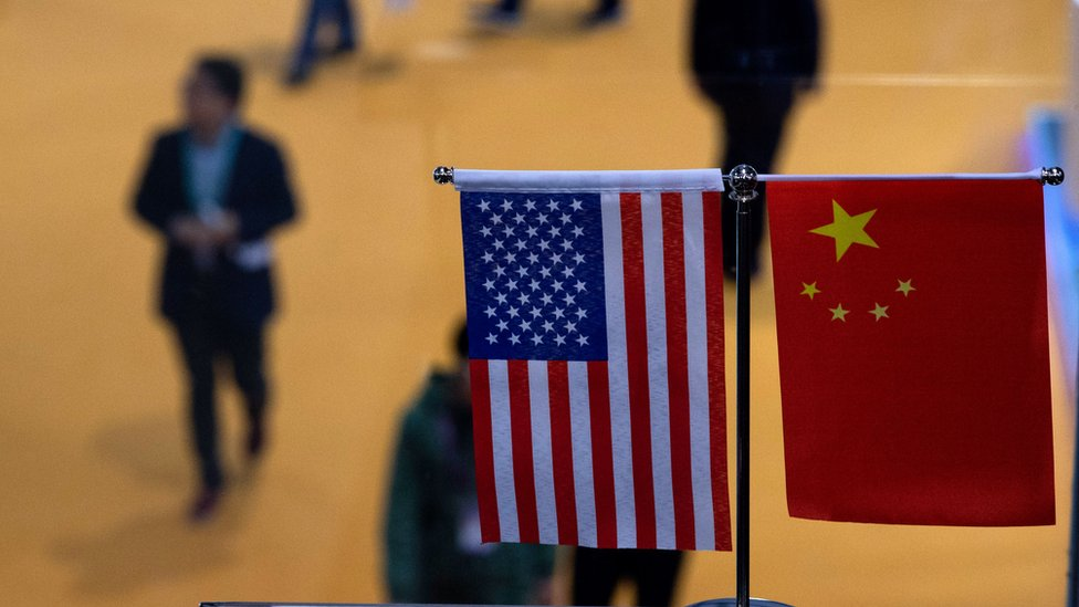 ABD ve Çin
