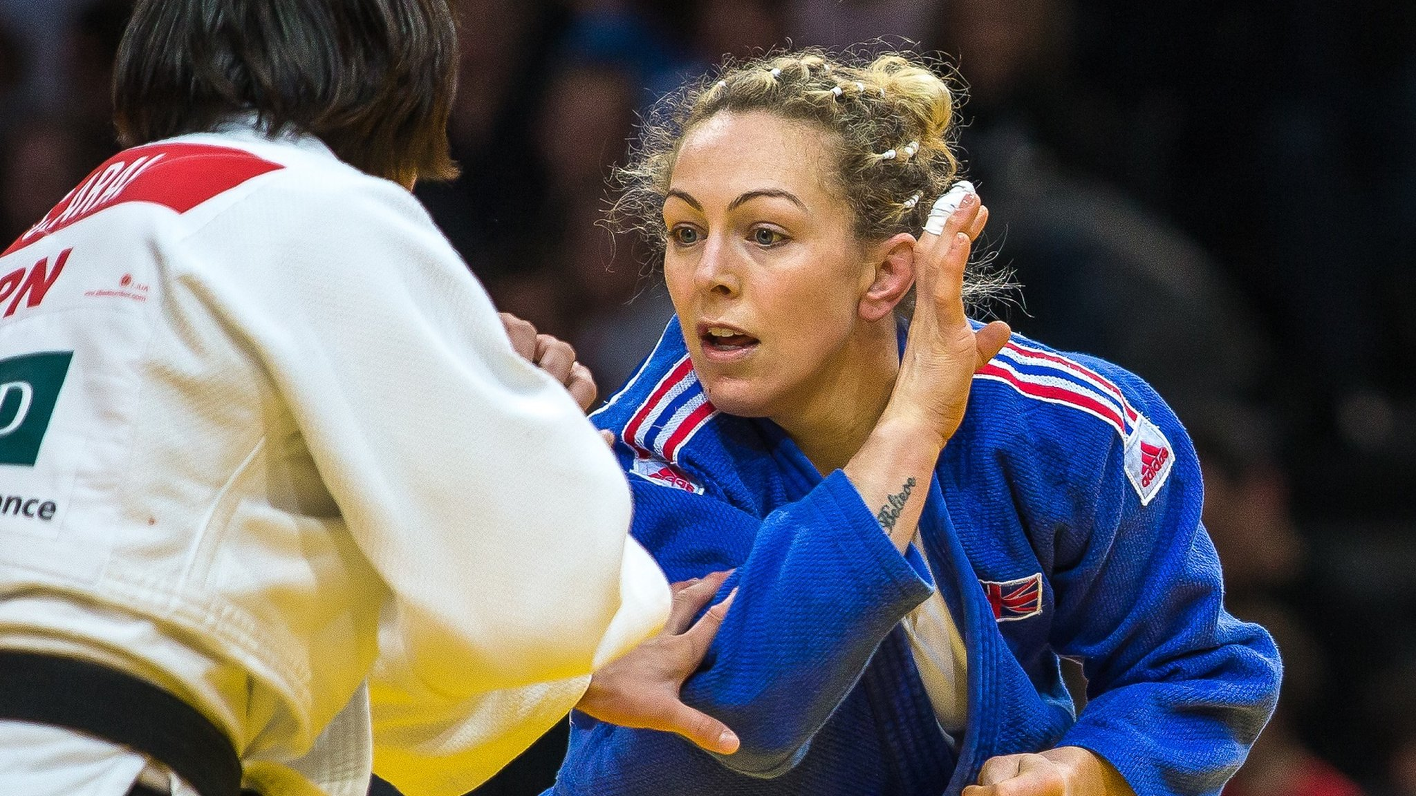 World Judo Championships: Olympic bronze medallist Sally Conway to lead GB squad