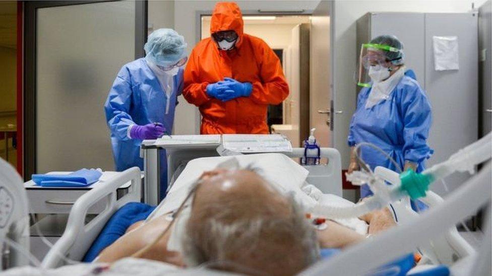 一些疫情已經趨緩的國家確診病例可能再次顯著上升