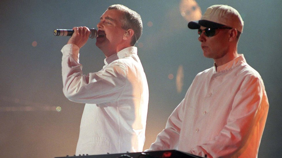 Pet Shop Boys in 1997