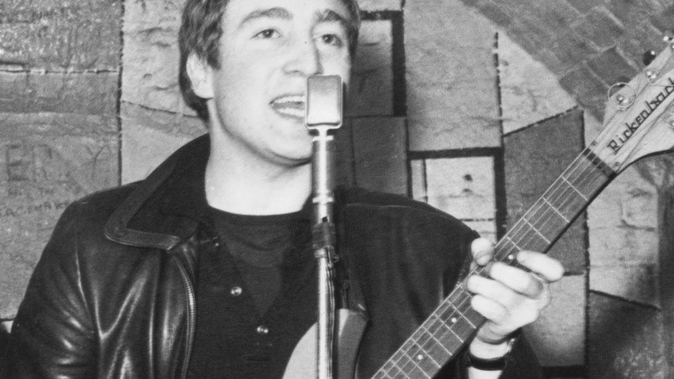 The Helter Skelter Story Of The Cavern Club Bbc News
