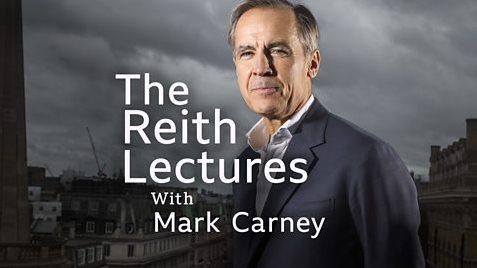 2020年BBC里斯講座嘉賓馬克·卡尼