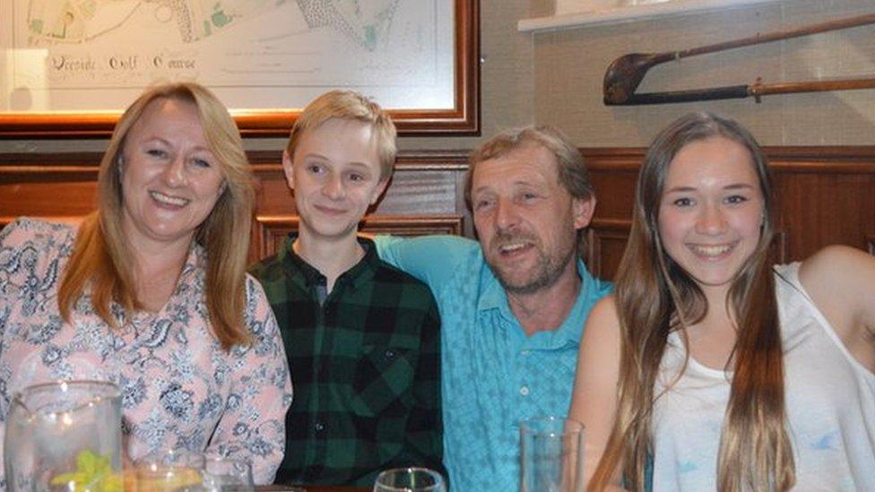 Bruce family