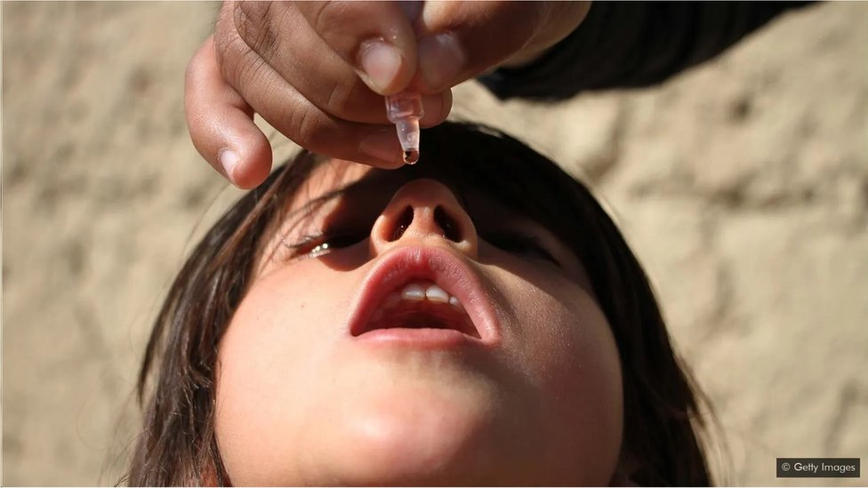 阿富汗是少數幾個尚未根除小兒麻痺症的地區之一。(Credit: Getty Images)