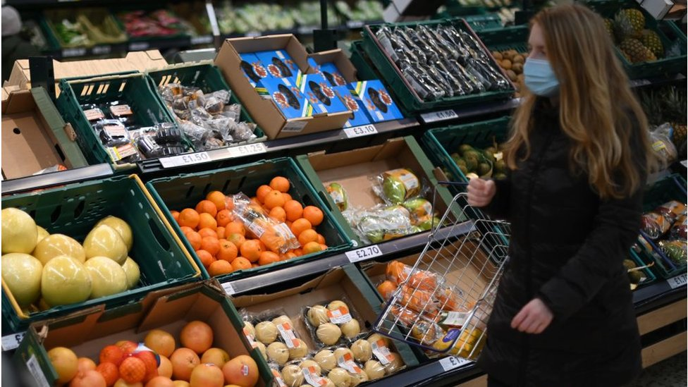 Tesco sees disruption to some NI food supplies thumbnail