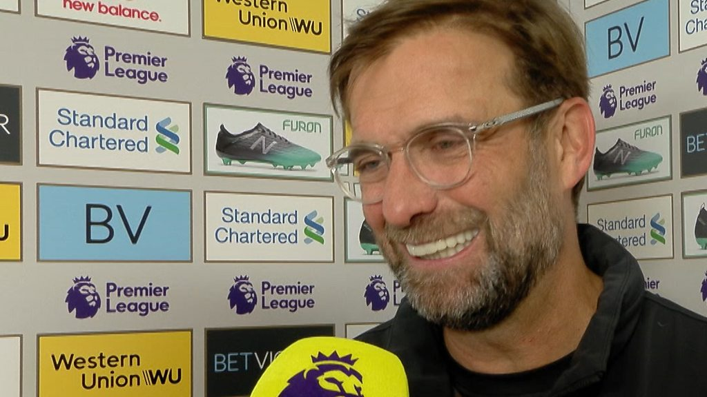 Liverpool 4-2 Burnley: Nobody gets rid of Liverpool - Jurgen Klopp