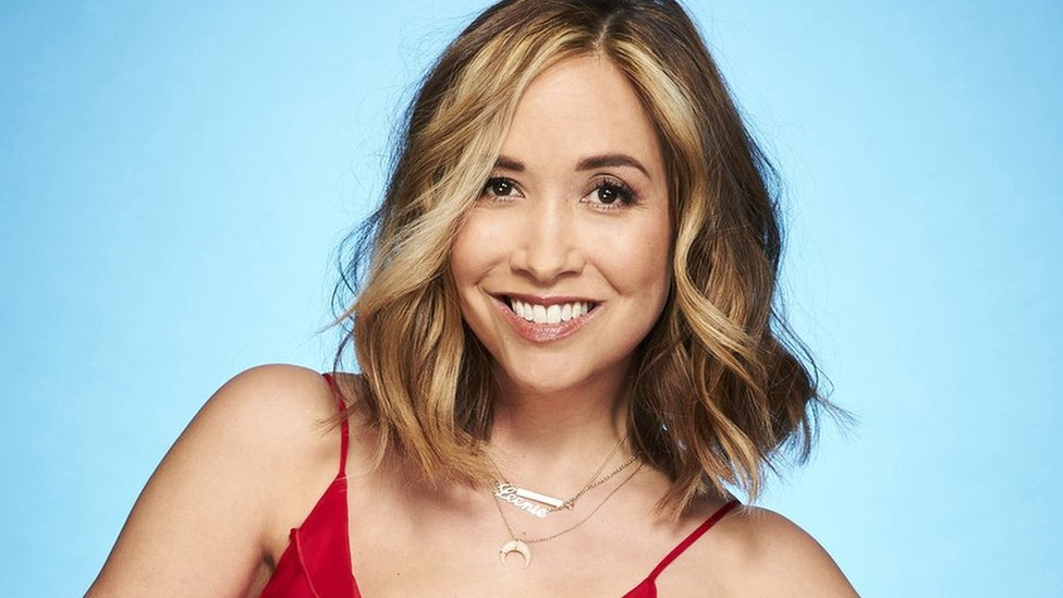 Myleene Klass has previously appeared on I'm a Celebrity... Get Me Out of Here!