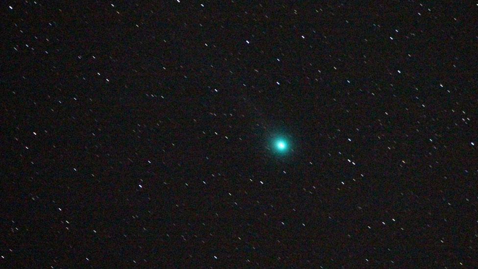 El cometa de la navidad iluminará el cielo este domingo