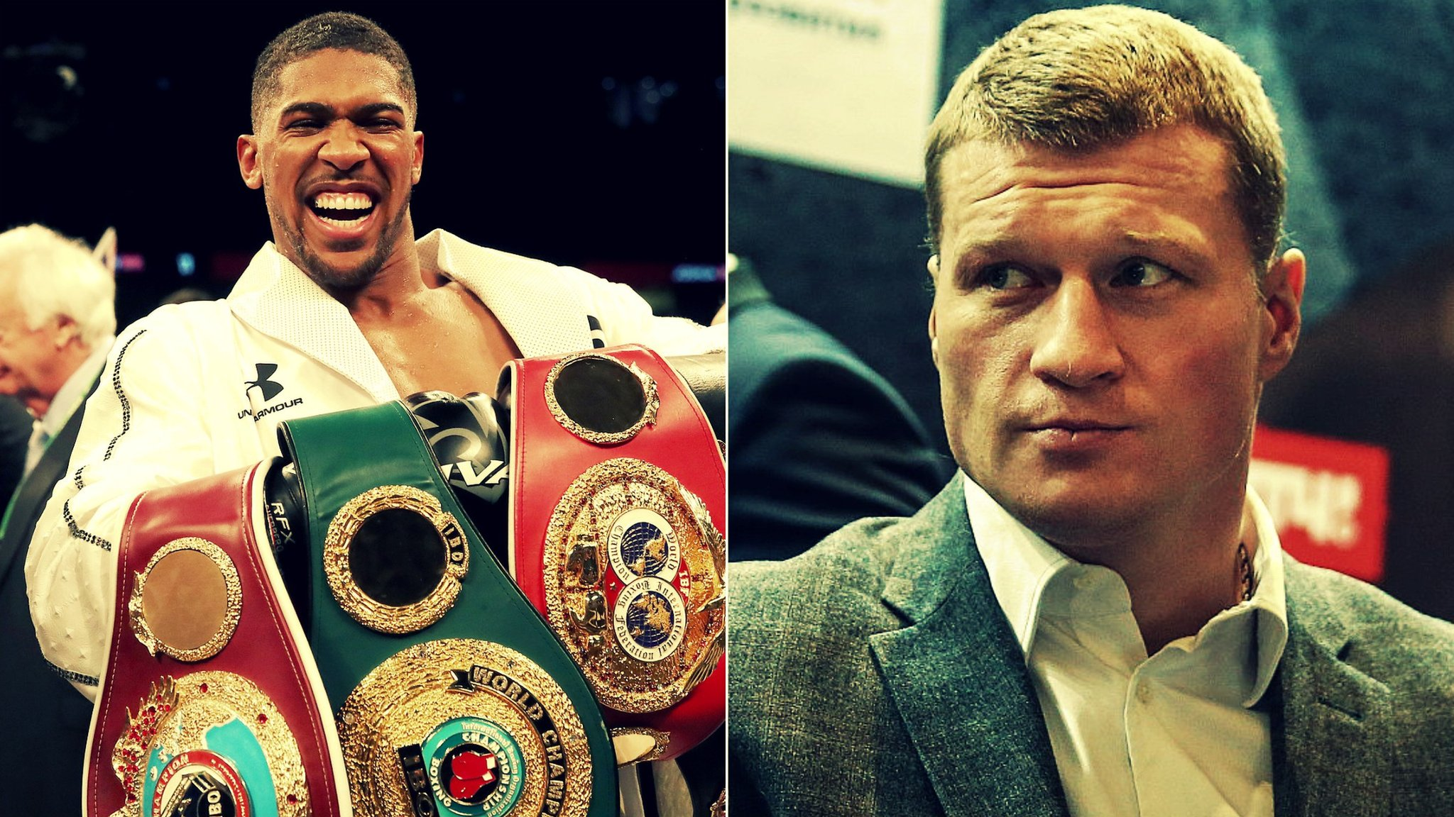 Anthony Joshua v Alexander Povetkin: Costello & Bunce point to a test for champion