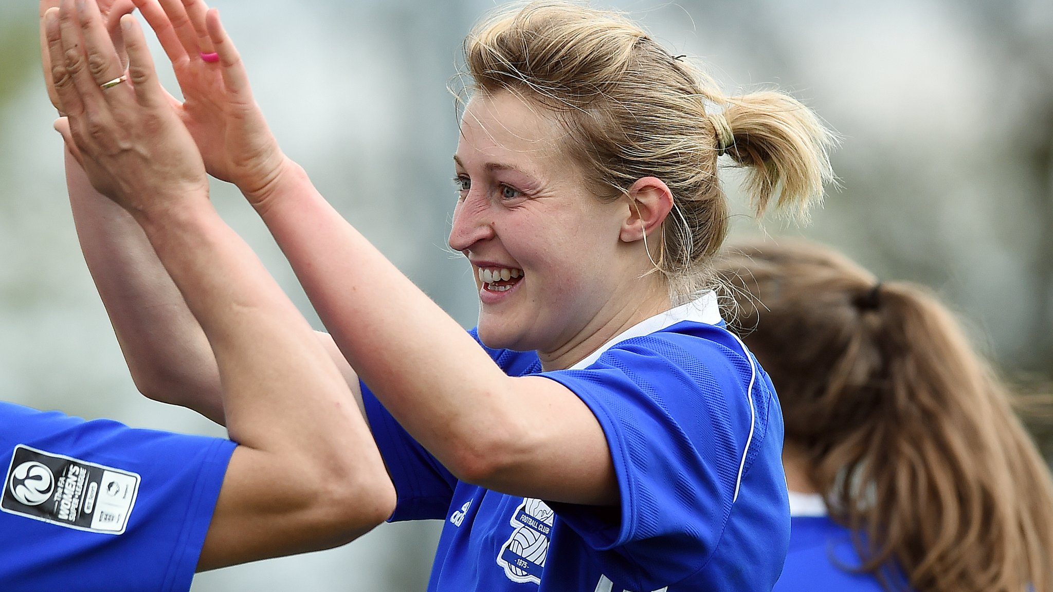 Birmingham City Ladies 1-1 Reading Women
