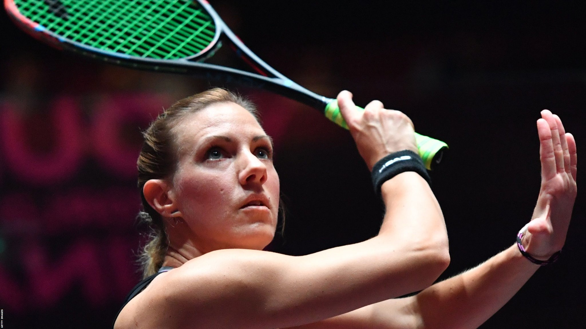 British Open: Laura Massaro beaten in semi-final by top seed Nour El Sherbini