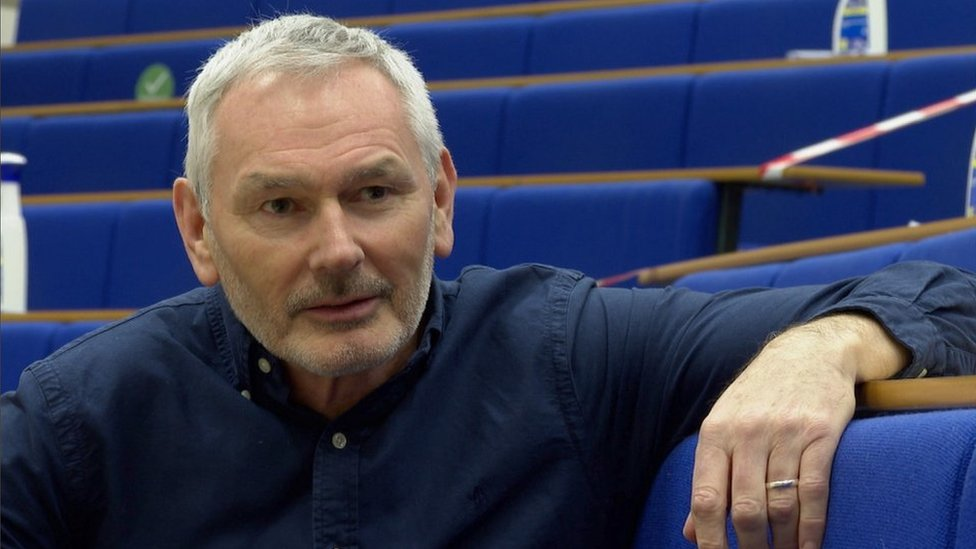 Prof Philip Brown