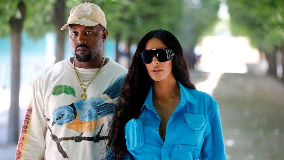 Kim K says Kanye gets 'upset' over her selfies