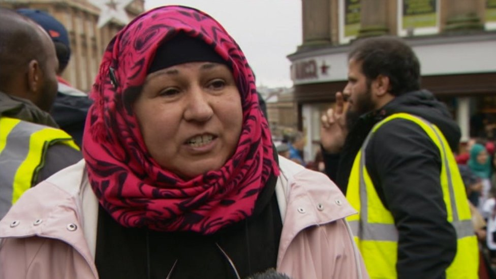 Muslim women call for end to abuse on public transport