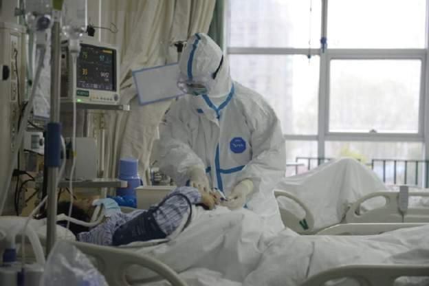 El Hospital Central de Wuhan
