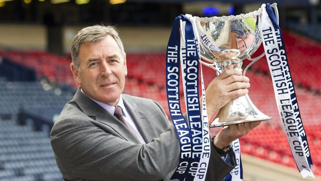 Former Celtic goalkeeper Pat Bonner reflects on the League Cup draw