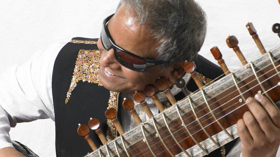 Baluji Shrivastav
