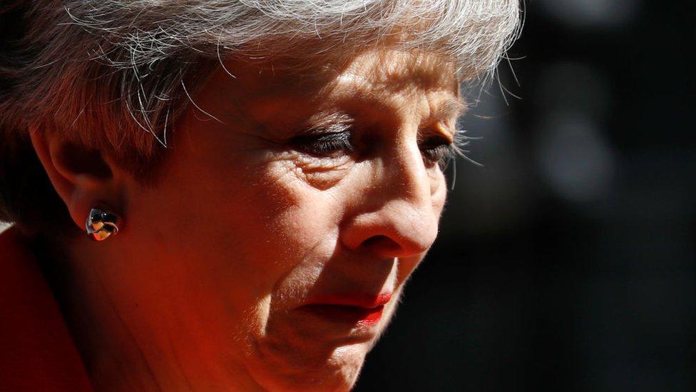 Тереза Мей залишить посаду лідера партії, а згодом - прем'єра