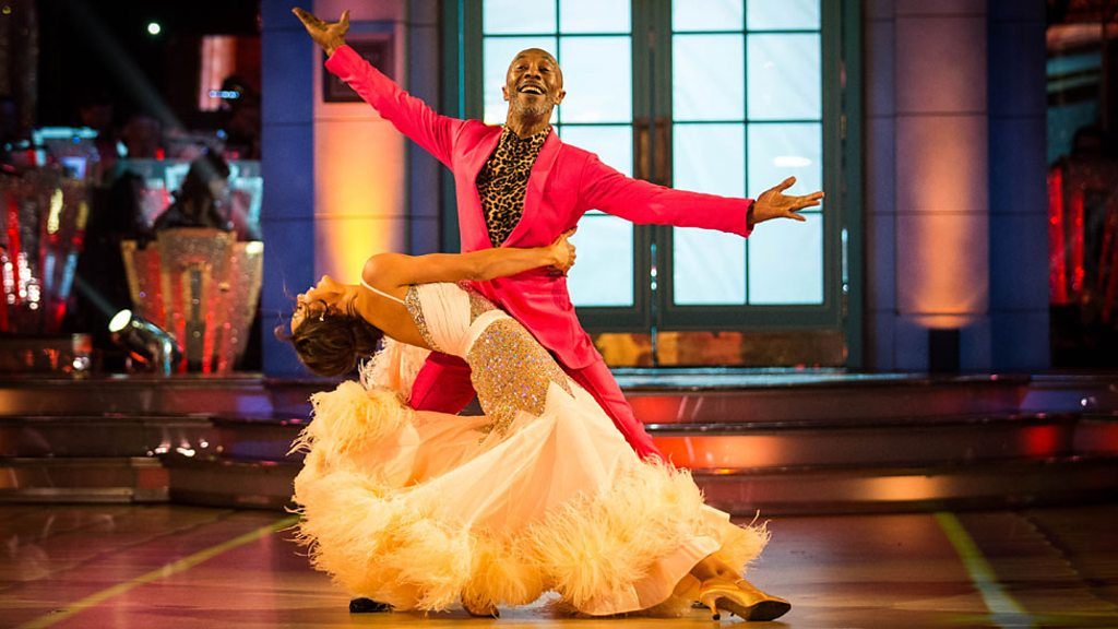Strictly Come Dancing: Danny John-Jules is no bully, says Amy